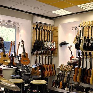 Музыкальные магазины Чернянки