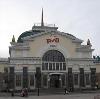 Железнодорожные вокзалы в Чернянке