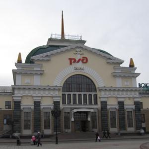 Железнодорожные вокзалы Чернянки